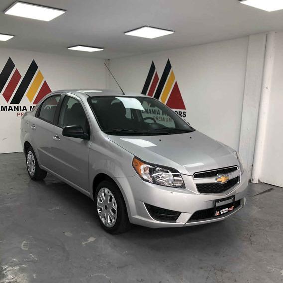 Chevrolet Aveo 2017 4p Lt L4/1.6 Man
