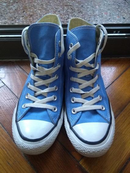 Zapatillas Converse Originales Nro 38 Excelente Estado!!