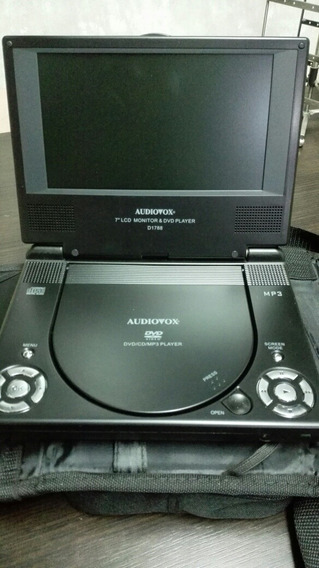 Dvd Portatil Audiovox 7