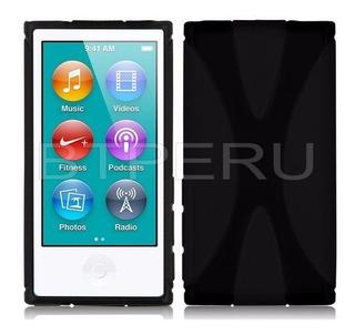 Funda Gel Case Tpu Para iPod Nano 7ma Generacion 7 Protector