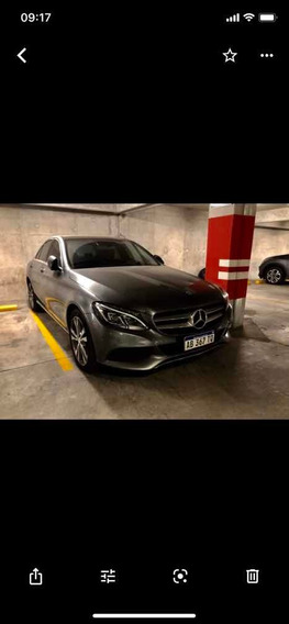 Mercedes-benz Clase C 1.8 C250 Style Full