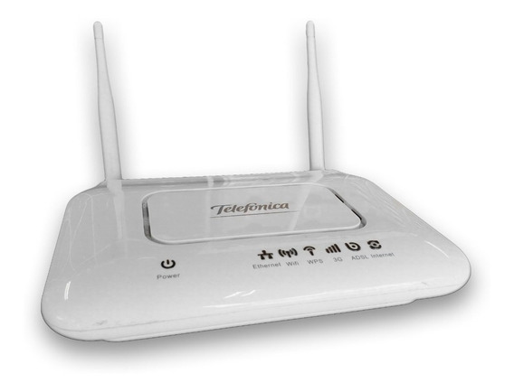 Modem Router Zte H108n Sin Uso Y Completo Envío Gratis