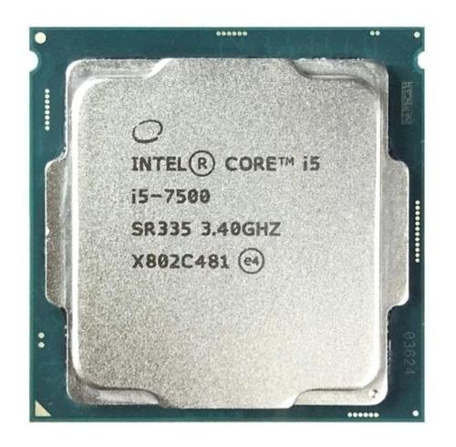 Processador Intel Core I5 7500 Melhor Q 7400 6600 6500 6400