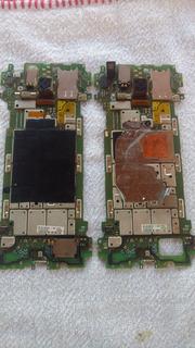 Vendo 2 Placas Do Moto X Style Xt1572-32gb Para Peças