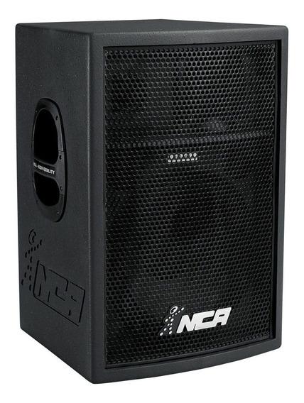 Caixa De Som Acústica Ll Nca Hq160 Passiva 160w Rms 8 Ohms Falante De 12
