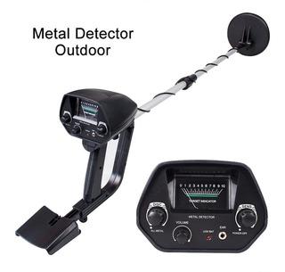 Detector De Metales Md-4030 Alta Sensibilidad Regulable