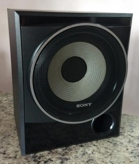 Subwoofer Ativo Sony Muteki C/ Amplificador 200w