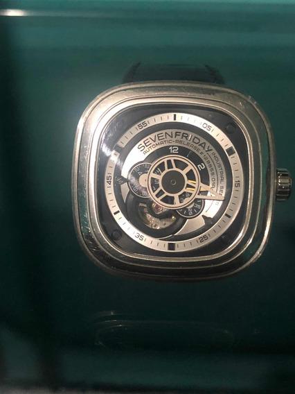 Reloj Seven Friday Sf-p1b