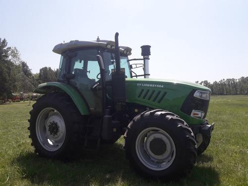 Tractor Doble Tracción Potencias 105 150 Hp Tipo Deutz