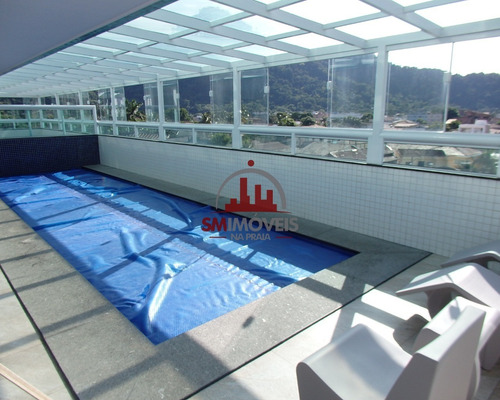 Apartamento 03 Dormitórios No Canto Do Forte Praia Grande - Ap02482 - 68947252