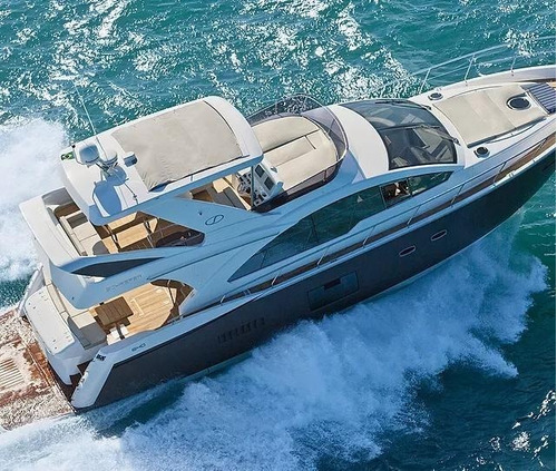 Lancha Phantom 630 Ñ Azimut Ferretti Intermarine