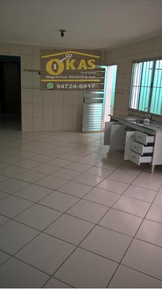 Casa Para Venda Em Suzano, Caxangá, 2 Dormitórios, 1 Banheiro, 1 Vaga - Ca0379_1-1412133