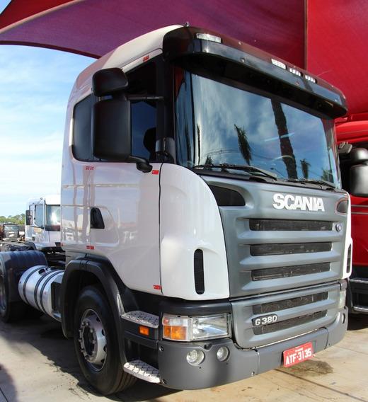 Scania G380 - 2008/08 - 6x2 I Pneus Novos (atf 3135)