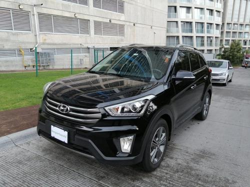 Imagen 1 de 15 de Hyundai Creta 2018 Limited, 1.6l, Ta, Piel