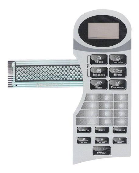 Membrana Teclado Microondas Britânia Bm18l 2