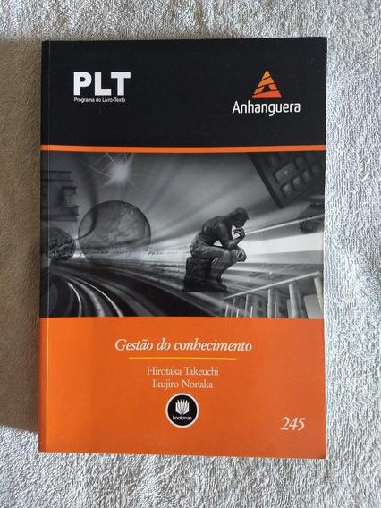 Plt 245 - Gestão Do Conhecimento - Adm - Contabilidade