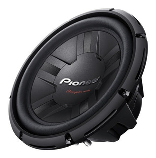 Subwoofer Pioneer Ts-w311s4 1400w 12 400rms Champion Serie