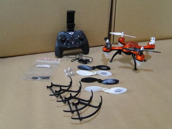 Drone Harrier Pro Drw4570 C/ Câmera Wifi - Retirada De Peças