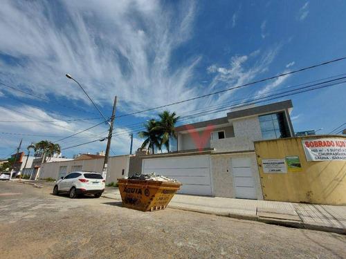 Imagem 1 de 30 de Sobrado À Venda, 460 M² Por R$ 2.500.000,00 - Canto Do Forte - Praia Grande/sp - So0137