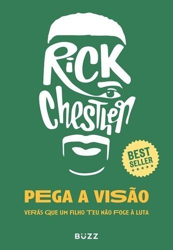 Livro - Pega A Visão - Rick Chester - Editora Buzz