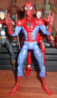 Marvel Legends Spider-man Fearsome Foes Toy Biz Mcfarlane