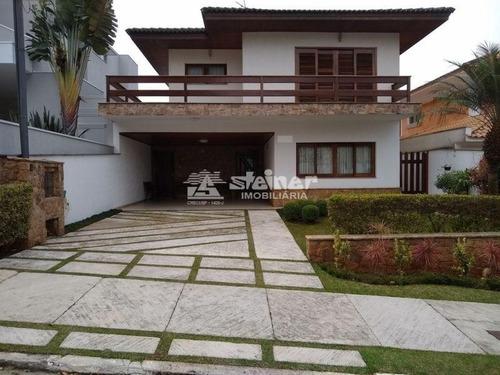 Imagem 1 de 25 de Venda Sobrado 4 Dormitórios Vila Oliveira Mogi Das Cruzes R$ 1.700.000,00 - 33255v