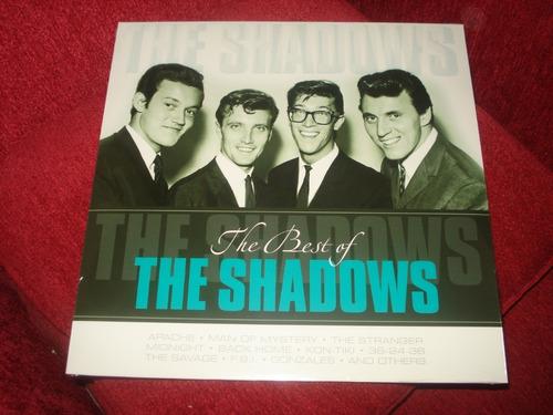 Imagen 1 de 2 de Vinilo The Shadows / The Best Of (nuevo Y Sellado) Europeo