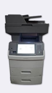 Lexmark X656de A4 Mono Laser Mfp