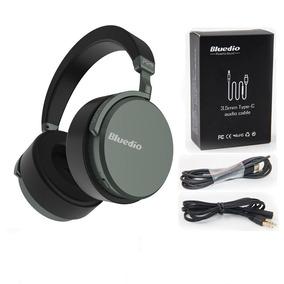 Fone Bluetooth 5.0 Bluedio V2 Victory 2ª Gen. + Acessórios