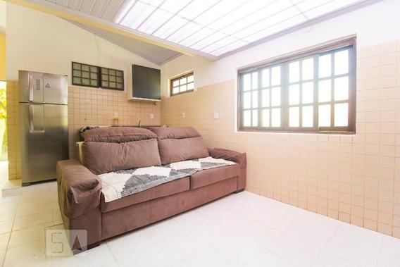 Casa Em Condomínio Mobiliada Com 2 Dormitórios E 1 Garagem - Id: 892985166 - 285166