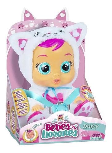 Bebe Cry Babies Daisy Sonido Y Llora Lagrimas Wabro Original