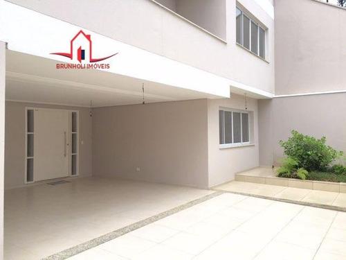 Casa A Venda No Bairro Jardim Da Serra Em Jundiaí - Sp.  - 405-1
