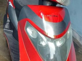 Italika Cs125 Moto Scooter, Anaranjado