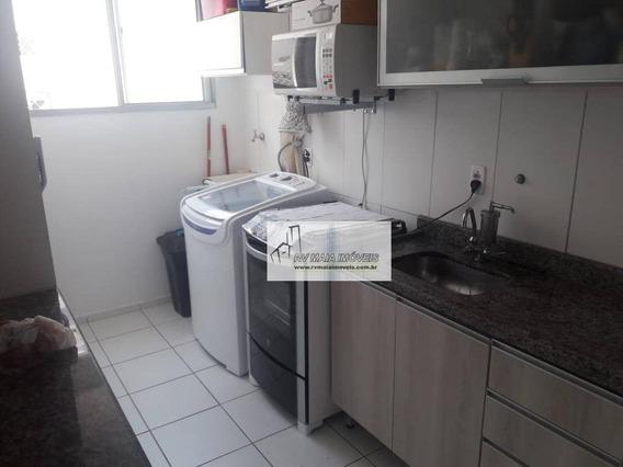 Apartamento Com 2 Dormitórios À Venda, 47 M² Por R$ 120.000,00 - Jardim Novo Mundo - Sorocaba/sp - Ap0979