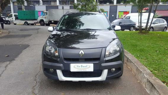 Renault Sandero Stepway Automático, Único Dono.