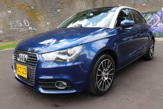 Audi A1 Luxury Tp 1400cc Tfsi Turbo 6ab Sunroof Único Dueño