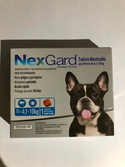 Nexgard Para Perros De 4.1 A 10kg