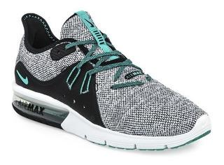 Zapatilla Nike Air Max Sequent 3 Gv Originales Training