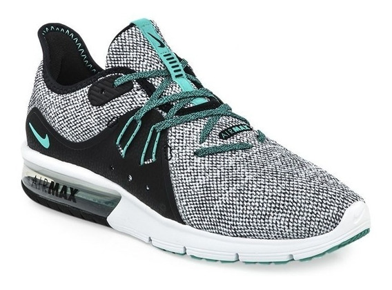 Zapatilla Nike Air Max Sequent 3 Gv Originales Training