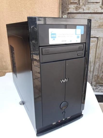 Cpu Core 2 Duo 4gb Ram Ddr3 500gb Hd