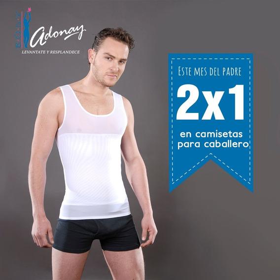 Promocion 2x1 Camiseta Control Caballero