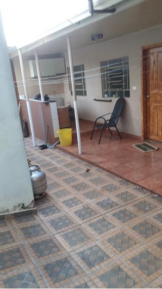 Casa Com 3 Quartos, Sala, Copa, Cozinha, Banheiro + Depende