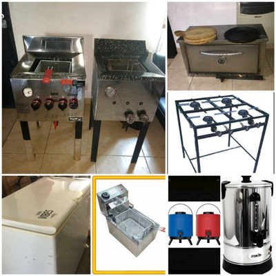 Alquile,hornos.convector.freidora.bifera..cafetera.frezer