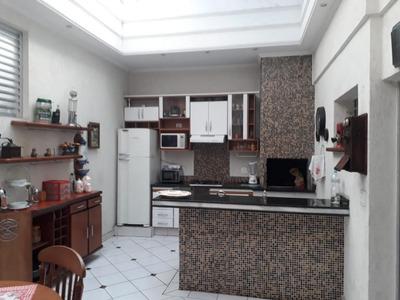 Casa Comercial Para Locação, Anchieta, São Bernardo Do Campo. - Ca10279