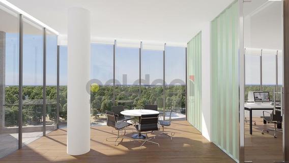 Nuevo Quilmes Plaza - Hermosa Oficina De 90m2 Al Frente Excelente Vista Y Orientación.