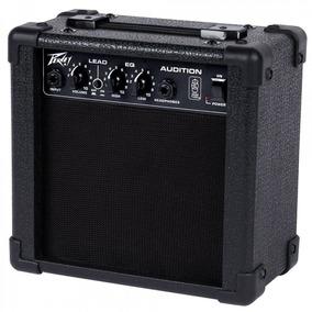 Amplificador Para Guitarra Audition Peavey 7 W