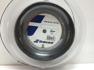 Corda Babolat Rpm Blast Rought 1,25 - Set 11,7 Metros Cores