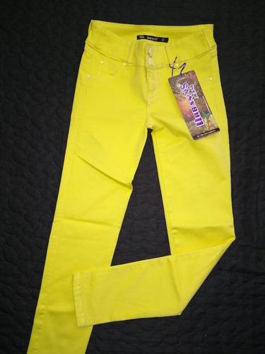 Vendo Jeans Deluxe Pantalones Y Jeans Para Mujer Jean Dorado Al Mejor Precio En Mercado Libre Colombia