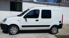 Renault Kangoo Express Confort 2012. Habilitada 7 Pasajeros