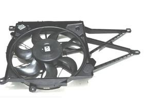Ventoinha Com Motor E Defletor Do Radiador Zafira 94717402